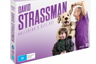 Publicity: Strassman Gift set - Tony Lewis Photo